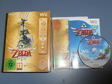 ZELDA SKYWARD SWORD LIMITED EDITION  WII PAL ESPAÑA