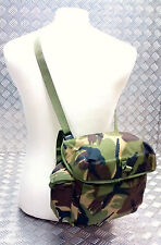 Genuine British Army S10 S6 Gas Mask Bag DPM Camo Haversack Respirator PLCE NEW