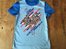 Coupe Du Monde World Cup 1978 France Argentina Small Jersey Shirt FIFA Vintage