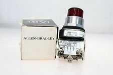 ALLEN BRADLEY 800T-PBD16 ILLUMINATED DUAL INPUT 120V PUSH BUTTON NEW IN BOX G116