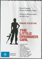 THE LITTLE DRUMMER GIRL (1984 Diane Keaton) DVD - UK Compatible -  sealed