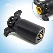 7 Pin Trailer Plug 7 Way Blade Round Connector Plug RV Parts Male 12V Tow bar