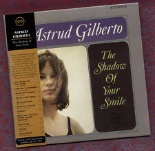 Astrud Gilberto • The Shadow of Your Smile • Verve Mini LP CD • Brand New