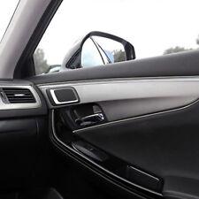 POP Silver Auto Car Gap Strip Grille Interior Moulding Trim Decor Line Universal