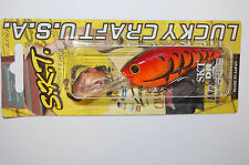 "lucky craft skeet reese skt dr floating 2 1/2"" 7/16oz delta craw   runs 5'-6'"