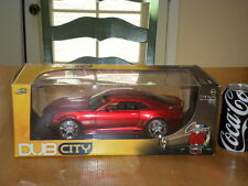 2006 CHEVY CAMARO CONCEPT, DUB CITY DIECAST METAL BODY- Model Car Toy,Scale 1/18