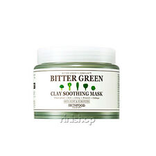 [SKINFOOD] Bitter Green Clay Soothing Mask 145g rinishop