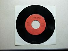 "LEFT END-""Cyclone Rider""/""End Of My Rope"" UNPLAYED KILLER '70s Ohio hard rock 7"""