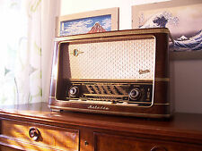 ANTICA_RADIO Graetz Melodia 4R/218 Tube Radio Tuberadio Fully Restored! TOP!