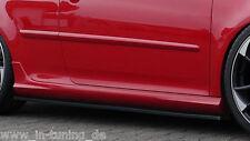 CUP Seitenschweller Schweller Sideskirts ABS für VW Golf 5 GTI von Ingo Noak