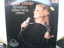 """12"""" Margot Werner - Ich hab im Leben nichts bereut"""