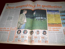 SOCCER RACING 2 vs VASCO DA GAMA 3 SUPER CUP 1997 - Ole newspaper
