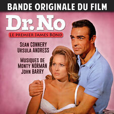 CD James Bond 007 contre docteur No (Dr No) Bande Originale du Film / BOF - OST