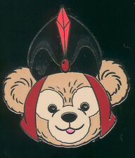 DLR 2013 Hidden Mickey Series Duffy's Hats Jafar Disney Pin 94983