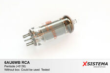 6AU6WB (=6136) Tube Made by RCA. TESTED