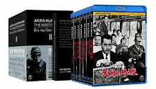 AKIRA KUROSAWA THE MASTER WORKS Blu-ray Disc Collection III Japan Import F/S