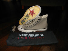 CONVERSE JOHN VARVATOS CT HI DRILL 150164C Shoes Size 9.5 US 43 EUR Gray