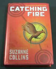 The Hunger Games Series : Catching Fire 2 by Suzanne Collins (2009, Hardcover)
