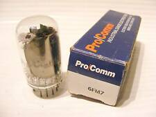 6FM7 PRO/COMM COMPACTRON  VALVE TUBE SENCORE TESTED GOOD NEW OLD STOCK & BOX