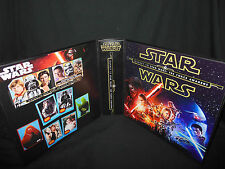 Custom Made Journey To Star Wars The Force Awakens 3 Inch Binder Graphics Only