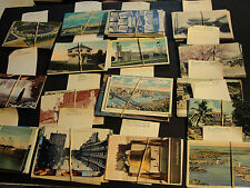 NORTH AMERICA, Europe, Asia 1,700+ Vintage Postcards Collection1900 to1980's!!