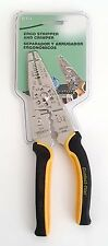 "DORMAN 82425 CONDUCT TITE ERGO STRIPPER TOOL STRIP / CRIMP 9"" SPR LD"