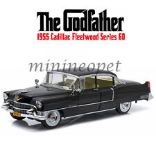 GREENLIGHT 12949 THE GODFATHER 1955 CADILLAC FLEETWOOD SERIES 60 SPECIAL 1/18 BK