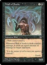 WALL OF SOULS Stronghold MTG Black Creature — Wall Unc