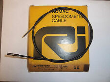 HONDA C100 SPEEDOMETER REPLACEMENT INNER SPEEDO CABLE NOS 1960's - W86 ROMAC