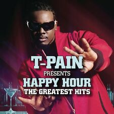 T-Pain - T-Pain Presents Happy Hour: The Greatest Hits [New CD] Clean