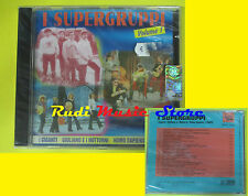 CD I SUPERGRUPPI VOL.1 compilation GIGANTI HOMO SAPIENS CALIFFI (C11) no lp mc