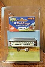 IMEX N SCALE DINER BUILT-UP BUILDING