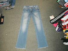 """Only Bootcut Jeans Waist 29"""" Leg 31"""" Faded Medium Blue Ladies Jeans"""