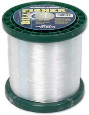 BILLFISHER Sea Striker Mono Fishing Line 100 lb Test 1 LB Spool 550 Yd - Clear