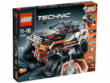 LEGO Technic 9398 4 x 4 Crawler New in Sealed Box - RETIRED!