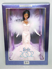 Rare BARBIE DOLL 2002 (AA BRANDY Facemold) Collector Edition DAZZLES!_53976_NRFB