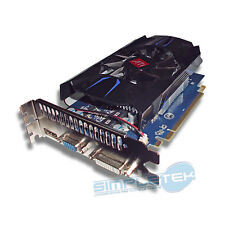 ART.187 ATI AMD RADEON HD 6770 4 GB VIDEO CARD, NEW GUARANTEED 12 MONTHS