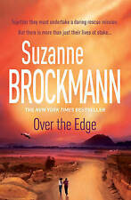 Over the Edge by Suzanne Brockmann (Paperback, 2011)
