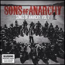SONGS OF ANARCHY Volume 2 SOUNDTRACK CD ~ BATTLEME~KATEY SAGAL~SONS ++ II *NEW*