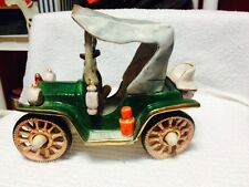Vintage Andrea by Sadek Japan old time porcelian car