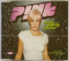 CD-P! NK-Get The Party Started-Nuovo - #a2915