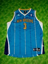 Chris Paul New Orleans Hornets NBA Adidas SEWN LETTERING Jersey Youth XL 18-20