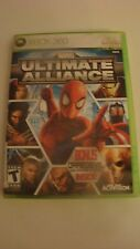 ULTIMATE ALLIANCE XBOX 360 FAST SHIPPING
