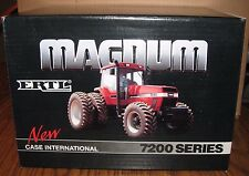 Case IH International 7240 MAGNUM Tractor 1/16 ERTL Toy 1st EDITION INTRO DEALER