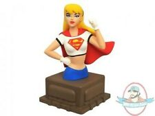 Dc Superman Animated Series Bust Supergirl by Diamond Select