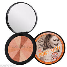 Soap and Glory PEACH PARTY Multi Colour BLUSH BRICK Rouge Blusher Compact