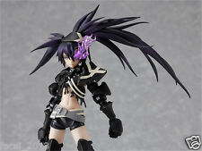 "Figma SP-041 Insane Black Rock Shooter 6"" Action PVC Figure Figurine Toy in box"