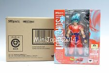 S.H.Figuarts Dragon Ball Z SUPER SAIYAN GOD SS SON GOKOU BANDAI JAPAN F/S