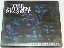 The Hidden Project - Secret Laboratories - RARE '04 Demo cd Spanish Indie Death
