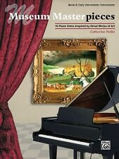 Museum Masterpieces, Bk 2: 10 Piano Solos Inspired by Great Works of Art, Rollin